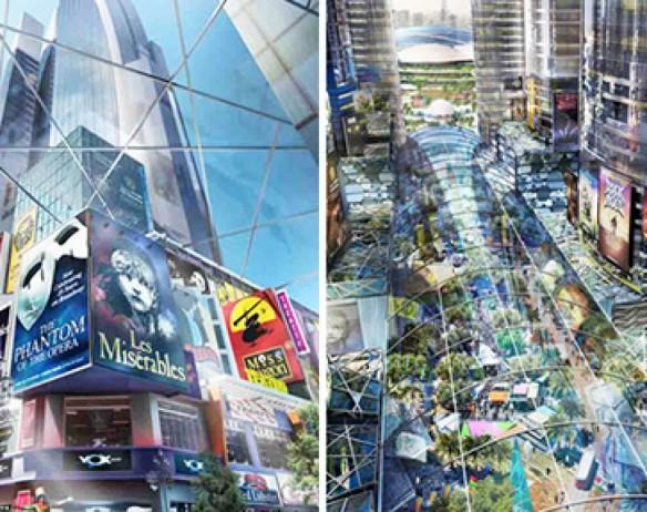 Mall of the World-Dubai
